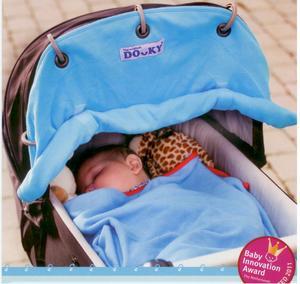 Dooky-barnvagnsskydd